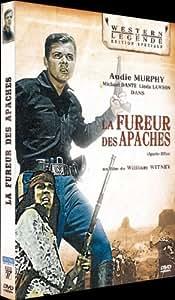 La Fureur des Apaches [Francia] [DVD]