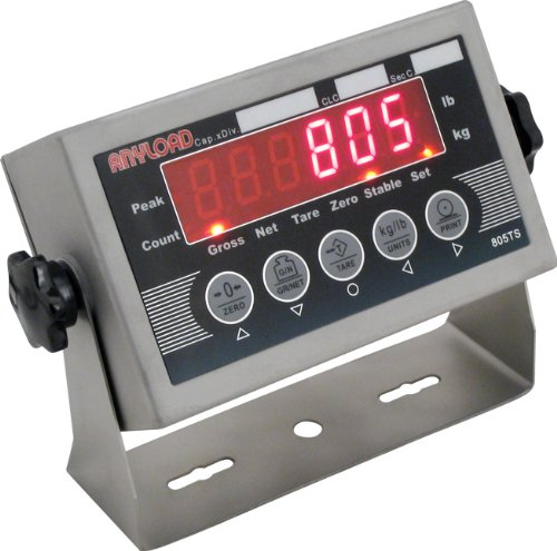 Digital Indicator Display Head Read Out for Load Cell Floor Truck Pallet Bench Hopper Tank Scale NTEP LEGAL FOR - Load Pallet