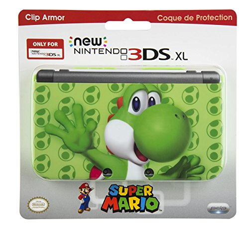 Pdp New Nintendo 3ds Xl Clip Armor Yoshi Import It All