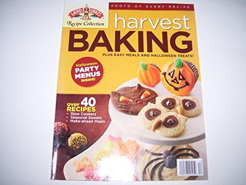 Halloween Party Menu Recipes (Harvest Baking Magazine, Halloween Party Menus, 2009 Land O Lakes Recipe)