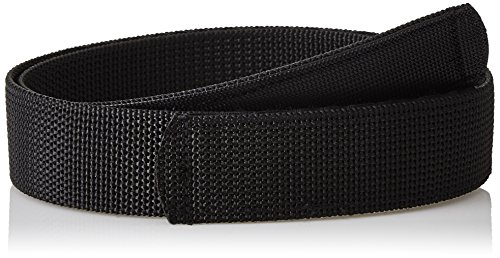 BLACKHAWK! Inner Duty Black Belt with Hook and Look Closure - Medium