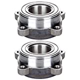#8: OCPTY NEW Wheel Hub Bearings Front fit for Acura CL 1997-1999 V6,3.0L, Acura TL 1995-1999 L5,2.5L,Honda Accord 1995-1997 V6,2.7L, Honda Odyssey Isuzu Oasis Compatible with OE: 510038 (Pack of 2)