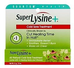 Quantum Super Lysine, 21gram Cream, 1 Bottle