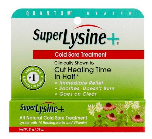 Quantum Super Lysine, 21 grammes de crème, 1 bouteille