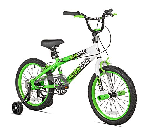 - KENT Boys Action Zone Bike, 18