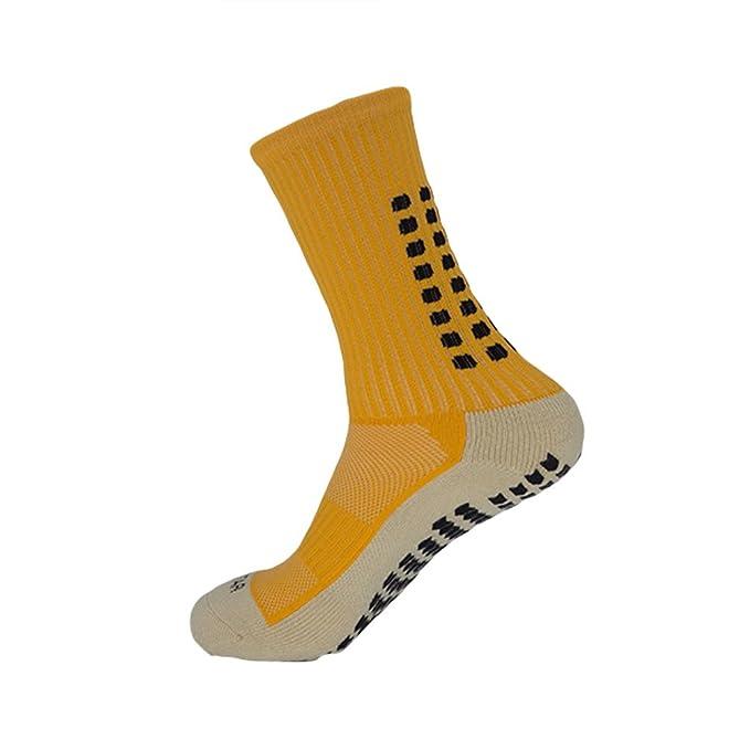 Kairuun Calcetínes Antideslizantes para Hombre y Mujer Calcetines Deportivos para Futbol Ciclismo Running Baloncesto: Amazon.es: Ropa y accesorios