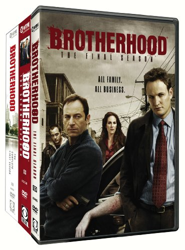 DVD : Brotherhood: Three Season Pack (Widescreen, 9 Disc)