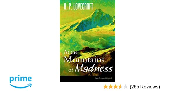 At the Mountains of Madness: H  P  Lovecraft: 9781495227554