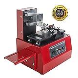 Vinmax Pad Printer Machine Multi-Function Electric Pad Printer Machine Automatic Ink Printing T-Shirts Balls Pens Light (Shipping from US),110V