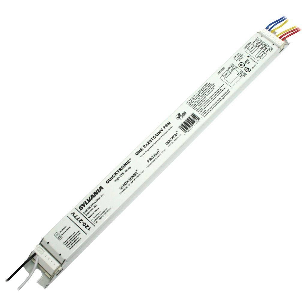 Osram Sylvania 51472 QHE2X28T5//UNV PSN T5 Fluorescent Ballast