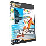 Crystal Reports 2008 Advanced Training DVD - Tutorial