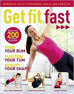 cb959f72eee1f Get Fit Fast Bookazine  DK  9780241216583  Amazon.com  Books