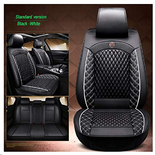 luxury leather seat covers - 3
