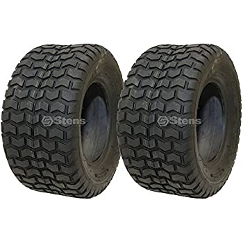 Amazon.com: 2 Kenda neumático 15 x 6,00 – 6 °Césped Rider ...