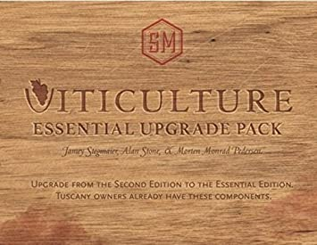 Viticulture Essential Upgrade Pack by Stonemaier Games: Amazon.es ...