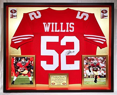 b8b5caa3 Patrick Willis San Francisco 49ers Memorabilia, 49ers Patrick Willis ...