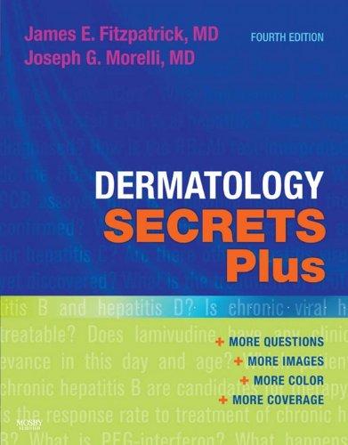 Dermatology Secrets Plus Pdf