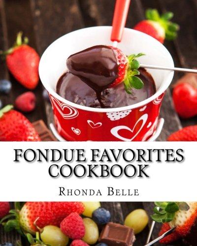 Fondue Favorites Cookbook Delish Recipes product image