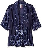 Johnny Was Women's Motley Kimono, Dawn, XL