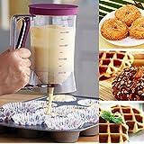 粉もの料理 調理器具 ミキサー たこ焼き ホットケーキ パンケーキ ドーナッツ かき混ぜ機 かき混ぜ器