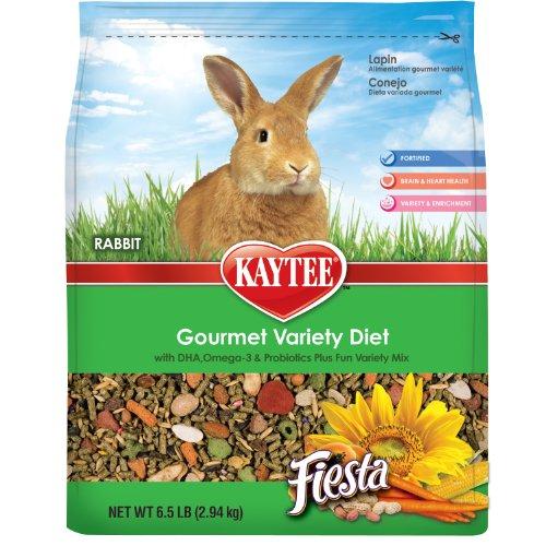 Kaytee Fiesta Max Treats for Rabbits, 6-1/2-Pound, My Pet Supplies
