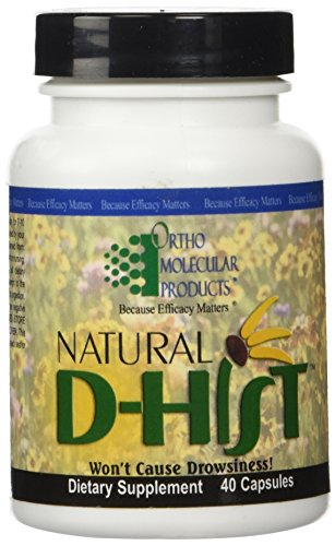 Ortho Molecular - Natural Dhist 40 capsules