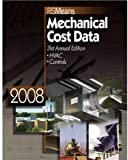Means Mechanical Cost Data, , 0876290489