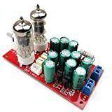 2pcs lot 6J1 Valve Pre-amp Tube PreAmplifier Board On Musical Fidelity X10-D Circuit New Electric Unit PreAmplifier Boards