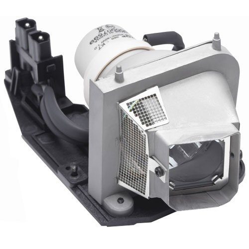 Watoman 311-8943/725-10120 Original Replacement Projector Lamp with Complete Housing for Dell 1209S 1409X 1609WX 1609X 1406X 1609HD Projectors