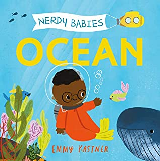 Book Cover: Nerdy Babies: Ocean