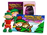 Pop In Kins Elf Pop-In-Kins Christina Marie Bookset