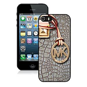 Newest M-K iPhone 5 5S Screen Case ,Unique M-K 131 Black iPhone 5 5S Cover Case Fashion And Durable Designed Phone Case