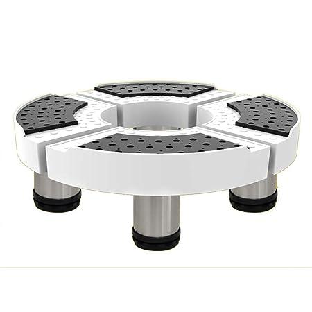 HEMFV Ronda Ajustable Lavadora telescópica Muebles Base móvil for ...