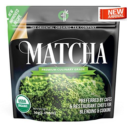 Matcha Powder Organic Premium Culinary
