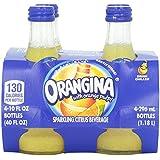 Orangina Bulby Bottles, 4 ct, 10 oz