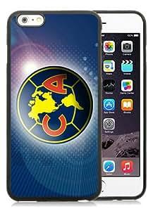 Hot Sale 6S Plus Case,Usa Soccer 16 Black iPone 6 Plus/6S Plus 5.5 inches Screen TPU Cover Case Charming and Unique Design
