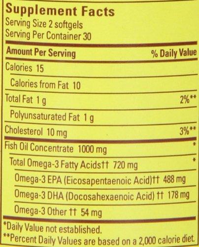 031604026035 - Nature Made Ultra Omega-3 Minis Fish Oil ,360 Mg Omega-3,  60-Count carousel main 1