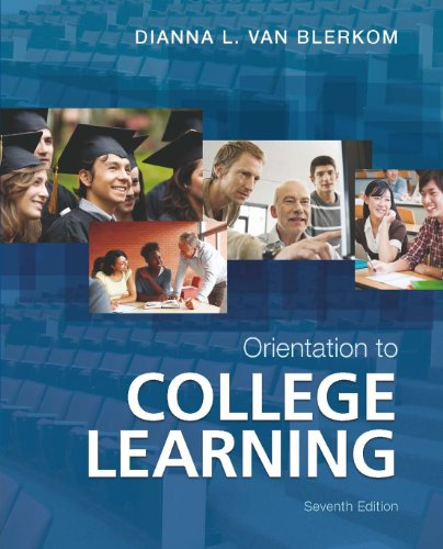 Download Orientation to College Learning Pdf