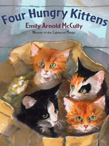 Hungry Kittens Emily Arnold McCully ebook