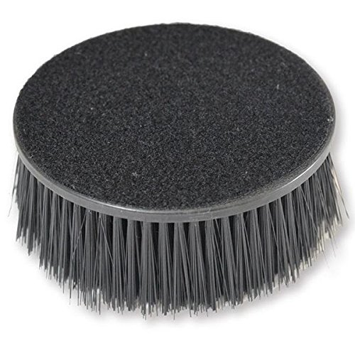 AUTO RAE-CHEM Upholstery Pad Brush to Attach to Polishers (DA or Rotary)