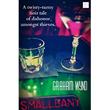 Smallbany: A Noir Tale with a Twist