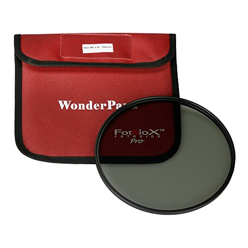 (WonderPana 186mm Slim Multi-Coated Circular Polarizer (MC-CPL) Filter for WonderPana 186 Systems)