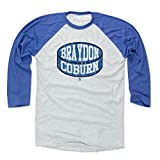 Braydon Coburn Puck B Tampa Bay Men's Baseball T-Shirt S Royal / Ash
