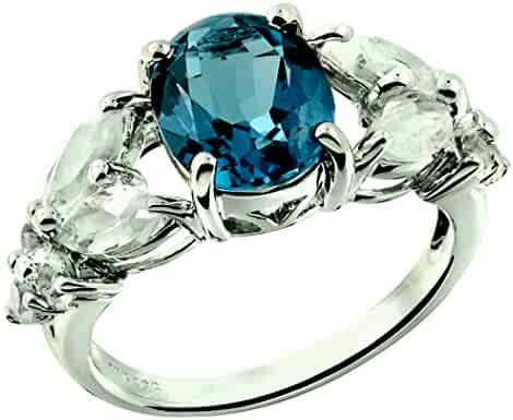 6902a1fcf09d2 Shopping Deluxe Gems or RB Gems - Natural - Blues - Jewelry - Men ...