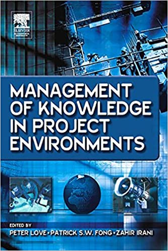 Book Management of Knowledge in Project Environments