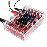 Eachbid DSO138 DIY Kit DIY Digital Oscilloscope Kit Electronic Learning Kit Suitable For Electronic Beginner