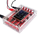 used basis peak - Eachbid DSO138 DIY Kit DIY Digital Oscilloscope Kit Electronic Learning Kit Suitable For Electronic Beginner