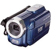 Vivitar DVR508NHD-BLU DVR-508 4X Digital Zoom Video Recorder, Colors May Vary