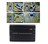 360° Car Surround View Bird View System 4 Camera