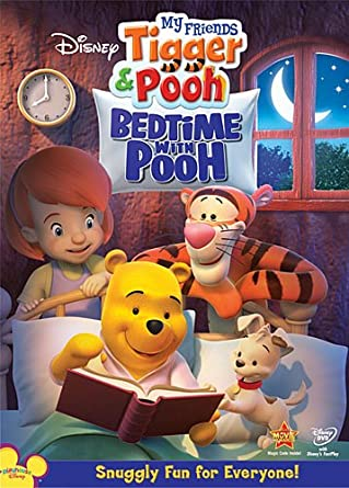 Amazon my friends tigger and pooh bedtime with pooh my my friends tigger and pooh bedtime with pooh altavistaventures Images